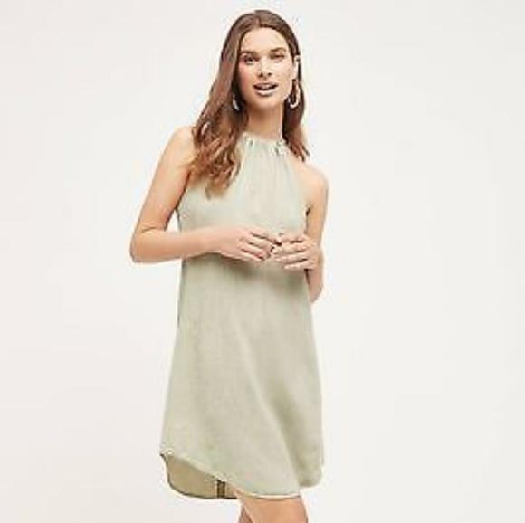 bab27c1ab309 Anthropologie Dresses & Skirts - Cloth and Stone High Tide Halter Dress